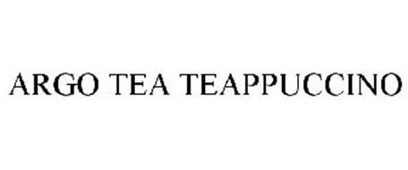 ARGO TEA TEAPPUCCINO