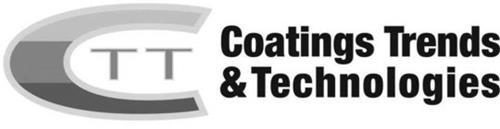 CTT COATINGS TRENDS & TECHNOLOGIES