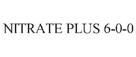 NITRATE PLUS 6-0-0