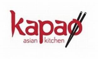KAPAO ASIAN KITCHEN