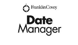 FRANKLIN COVEY DATE MANAGER