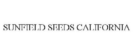 SUNFIELD SEEDS CALIFORNIA