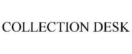 COLLECTION DESK