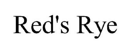 RED'S RYE