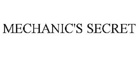 MECHANIC'S SECRET