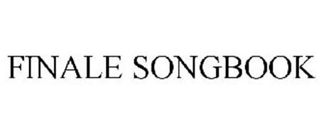 FINALE SONGBOOK