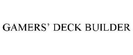 GAMERS' DECK BUILDER