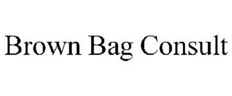 BROWN BAG CONSULT