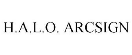 H.A.L.O. ARCSIGN