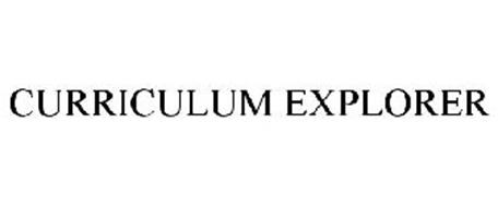CURRICULUM EXPLORER