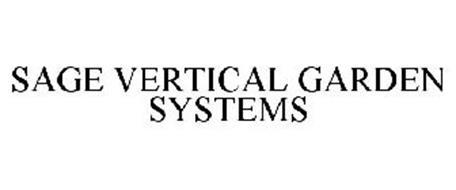 SAGE VERTICAL GARDEN SYSTEMS