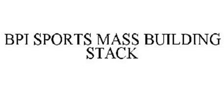 BPI SPORTS MASS BUILDING STACK