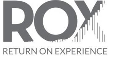 ROX RETURN ON EXPERIENCE