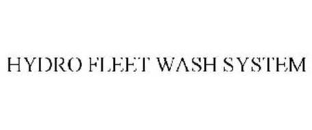 HYDRO FLEET WASH SYSTEM