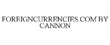 FOREIGNCURRENCIES.COM BY CANNON