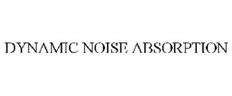 DYNAMIC NOISE ABSORPTION