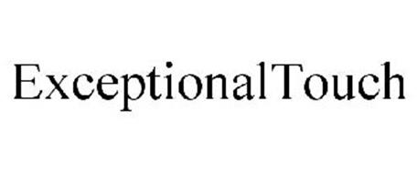 EXCEPTIONALTOUCH
