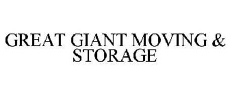 GREAT GIANT MOVING & STORAGE