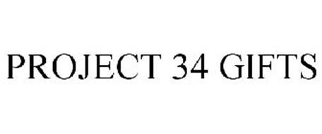 PROJECT 34 GIFTS