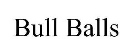 BULL BALLS