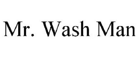 MR. WASH MAN