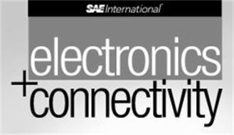 SAEINTERNATIONAL ELECTRONICS + CONNECTIVITY