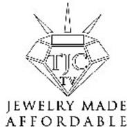 TJC TV JEWELRY MADE AFFORDABLE