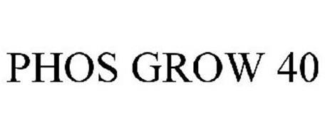 PHOS GROW 40