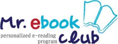 MR. EBOOK CLUB PERSONALIZED E-READING PROGRAM