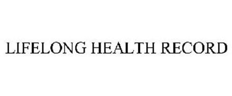 LIFELONG HEALTH RECORD