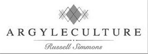 ARGYLECULTURE RUSSELL SIMMONS