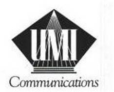 UMI COMMUNICATIONS