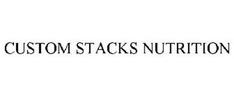 CUSTOM STACKS NUTRITION