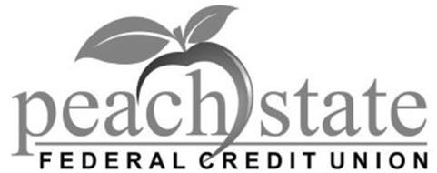Peach State Federal Credit Union Trademark Of Peach State Federal