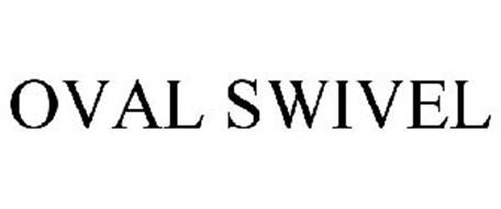 OVAL SWIVEL