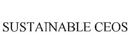 SUSTAINABLE CEOS