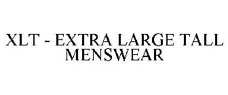 XLT - EXTRA LARGE TALL MENSWEAR