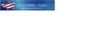 UNITED STATES TONER AMERICA'S SOURCE FOR TONER & INK