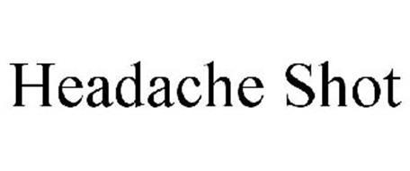 HEADACHE SHOT