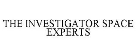 THE INVESTIGATOR SPACE EXPERTS