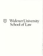 WIDENER UNIVERSITY SCHOOL OF LAW 1821