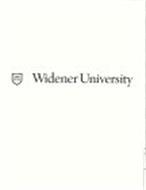 WIDENER UNIVERSITY 1821