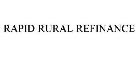 RAPID RURAL REFINANCE