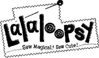 LALALOOPSY SEW MAGICAL! SEW CUTE!