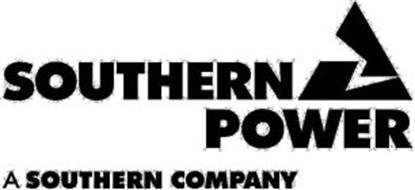 SOUTHERN POWER A SOUTHERN COMPANY