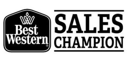 BEST WESTERN SALES CHAMPION