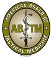 AMERICAN BOARD OF TACTICAL MEDICINE AB TM, ORGANIZED 2011