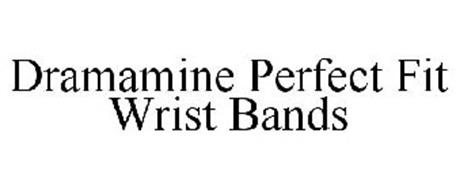 DRAMAMINE PERFECT FIT WRIST BANDS