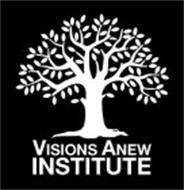 VISIONS ANEW INSTITUTE