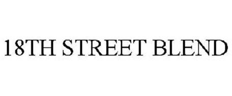 18TH STREET BLEND